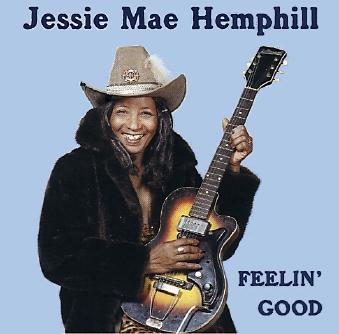 Jessie Mae Hemphill, un blues moderne très roots Jessiemae