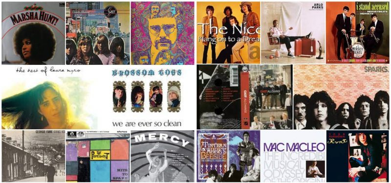 Two Hours of Eccentric Brit Music