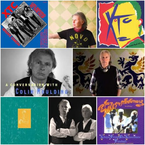 Colin Moulding of XTC is Ed's Special Guest