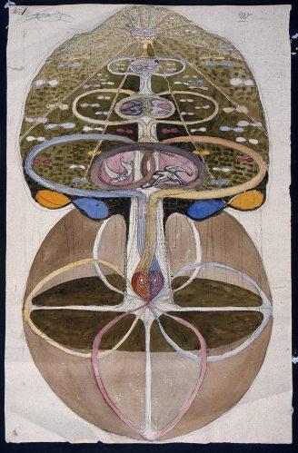 Hilma af Klint - Tree of Life