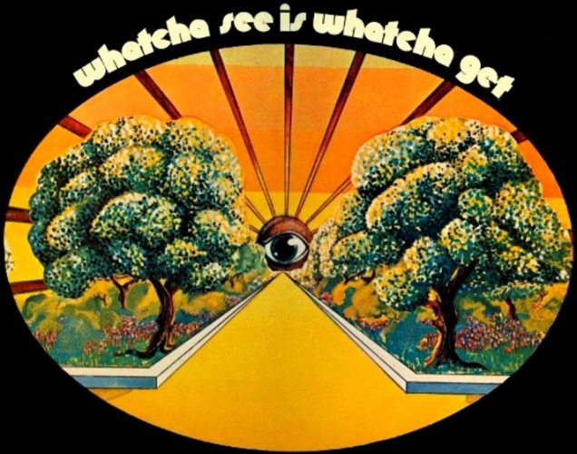 """Our cover image for the week is taken from The Dramatics 1st album, """"Whatcha See is Whatcha Get"""" released in 1971 on Volt Records"""