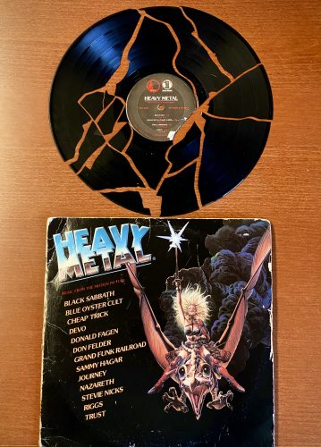 'Shards of Heavy Metal' $75 Grand Prize
