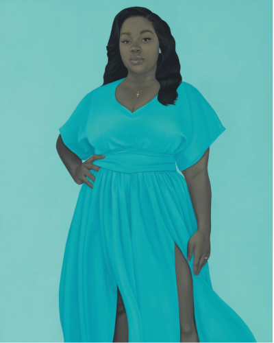 Breonna Taylor by Amy Sherald