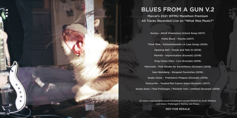 """$75 OR MORE FOR MY PREMIUM, """"BLUES FROM A GUN V.2"""""""