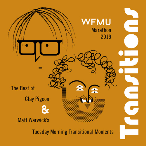 2019 DJ Premiums – WFMU-FM 91 1/Jersey City, NJ